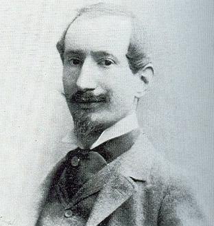 Ritratto di Achille Beltrame