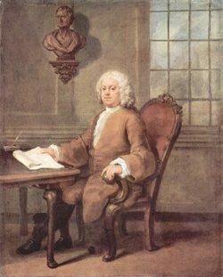 William Hogarth: Ritratto di Benjamin