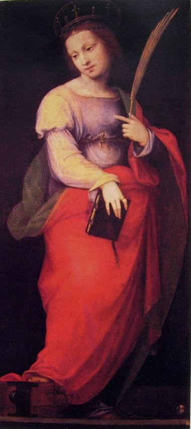 Mariotto Albertinelli: Santa Maria Maddalena