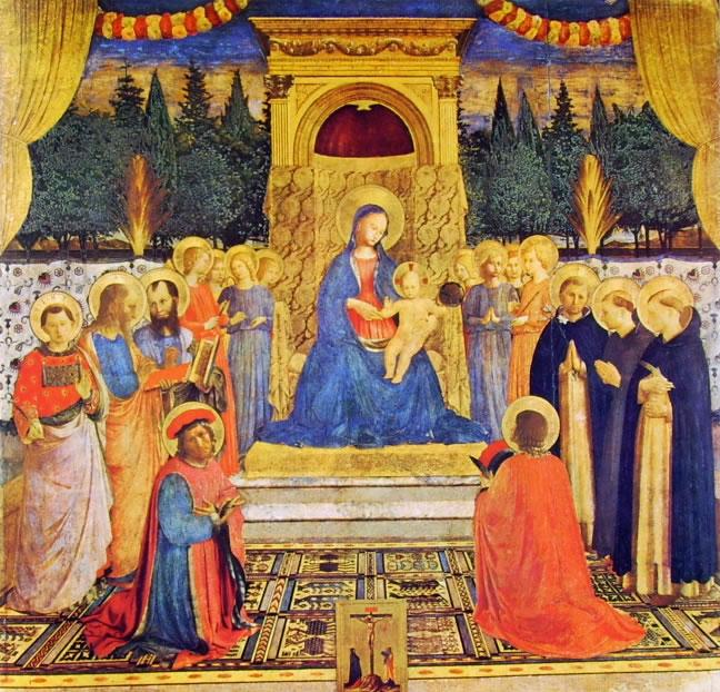 Pala di San Marco - tavola principale