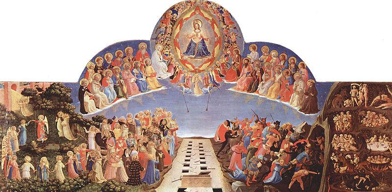 Beato Angelico: Il Giudizio Universale