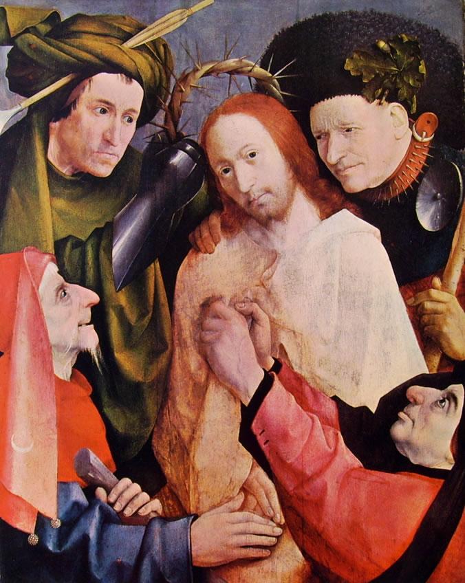 Hieronymus Bosch: L'incoronazione di spine