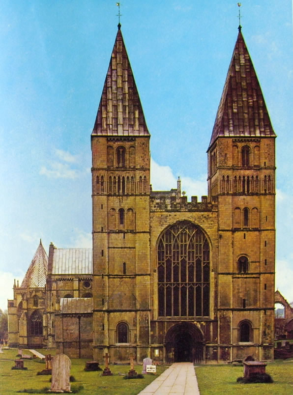 Southwell - Cathedral (Cattedrale di Southwell)