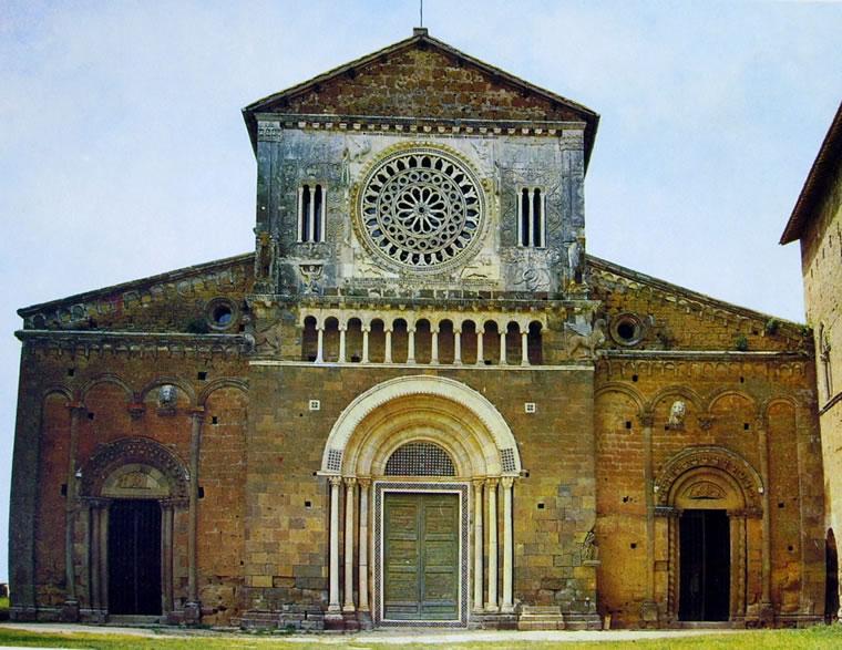 Chiesa di San Pietro (Tuscania)