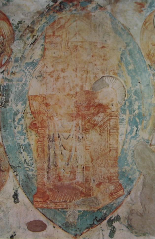 Cimabue: La visione del trono e il libro dei sette sigilli