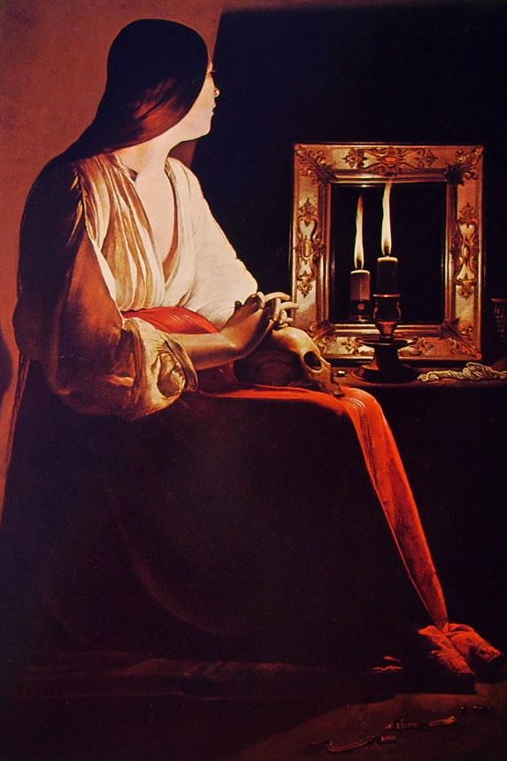 Georges de La Tour: Maddalena Wrightsman