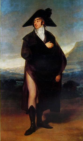Goya - Il VII conte di Fernan Nunez