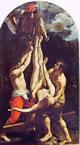 9 la crocefissione di san pietro