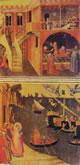10 Ambrogio Lorenzetti - Miracoli di San Nicola da Bari