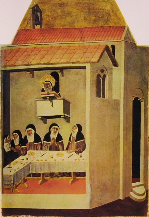 Pietro Lorenzetti: Polittico della Beata Umiltà e tredici storie della sua vita