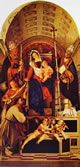 6 Lotto - Polittico di San Domenico da Recanati