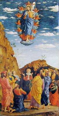 l'Ascensione, cm. 42,5
