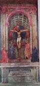 27 Masaccio - La trinità
