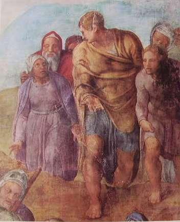 Michelangelo - cocifissione