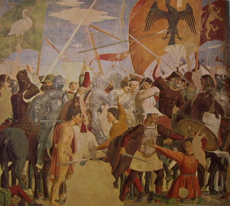 Battaglia di Eraclio e Cosroe