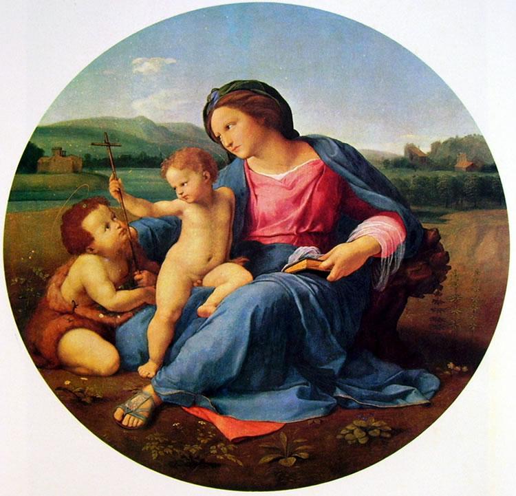 Madonna d'Alba
