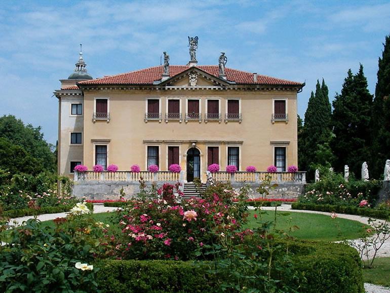 villa Valmarana a Vicenza