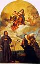 12 Tiziano - Madonna in gloria con il bambino