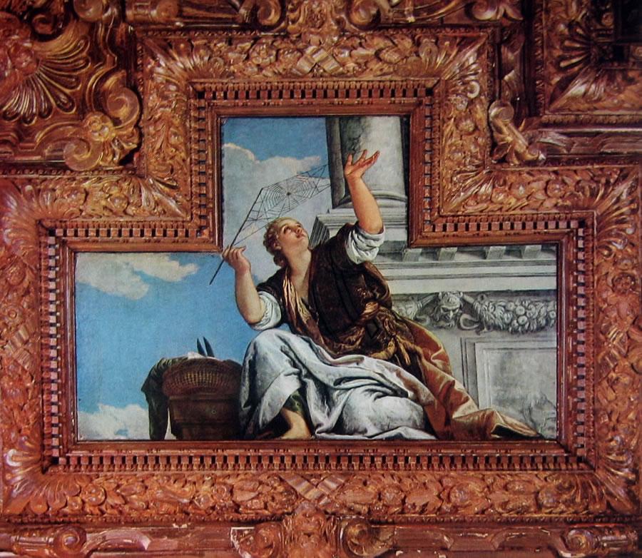 Il Veronese: Dipinti per la sala del Collegio (la dialettica