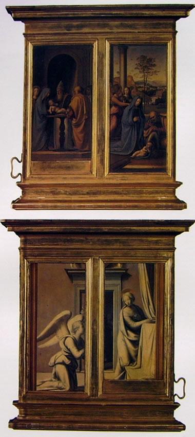 Fra Bartolomeo: Tabernacolo del Pugliese