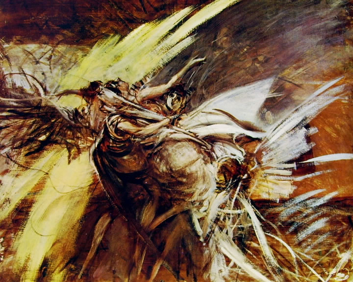 Giovanni Boldini: Angeli