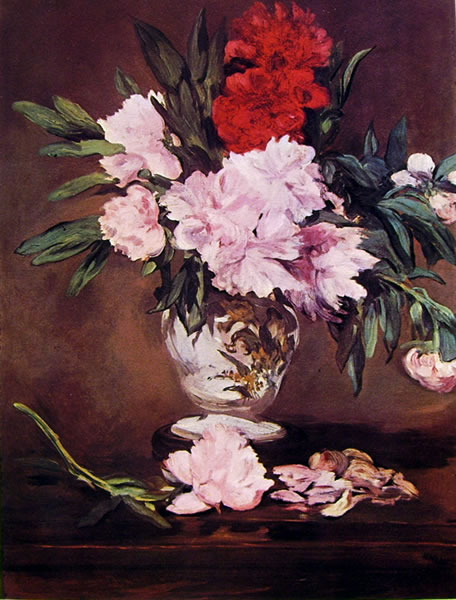 Edouard Manet: Peonie
