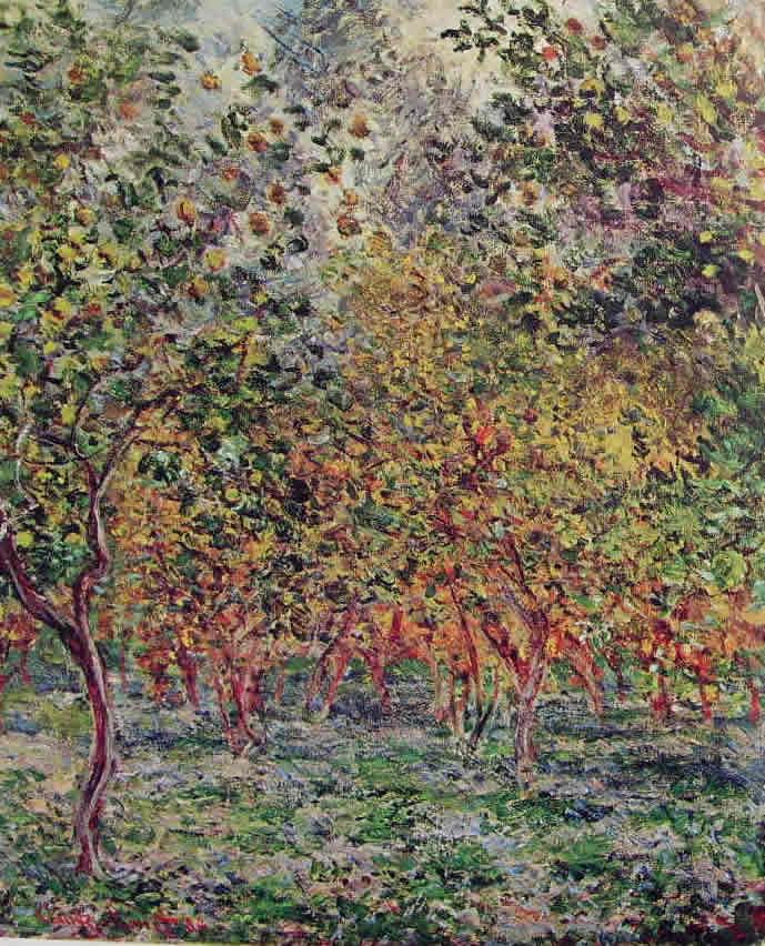 Claude Monet: Limoni a Bordighera