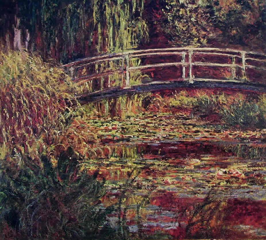 Claude Monet: Il bacino delle ninfee