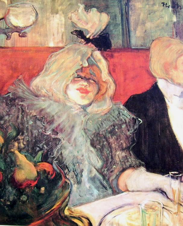 Toulouse-Lautrec: Al Rat Mort
