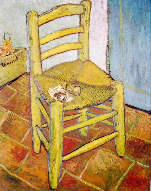 Awesome Camera Da Letto Van Gogh Images - Design and Ideas ...