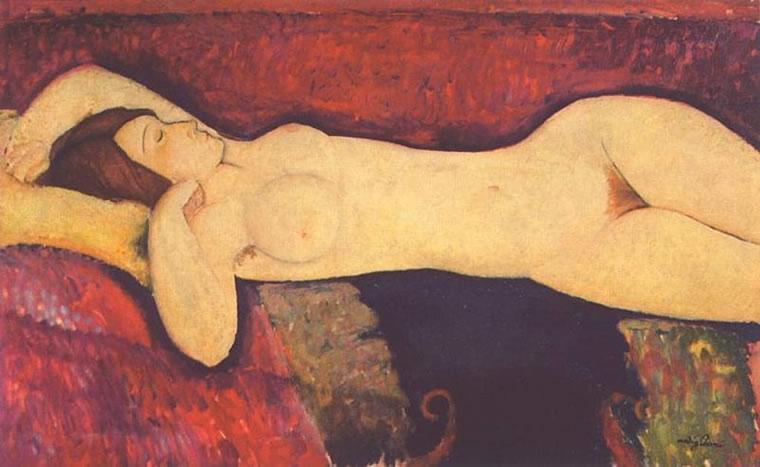 Amedeo Modigliani: Il grande nudo