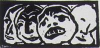 Quattro maschere