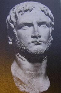 Gallieno: dalle casa delle vestali, Roma, Museo Nazionale romano