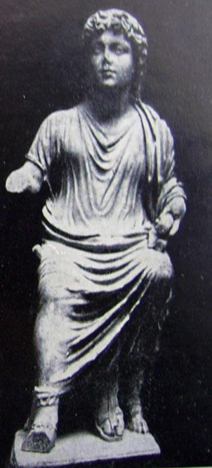 Il Cristo docente (Museo delle Terme, Roma)