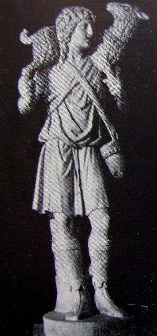 Il Buon Pastore (Museo Lateranense, Roma)