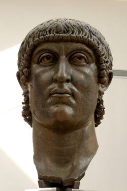 Costanzo II, Musei Capitolini , Roma
