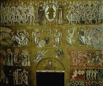Il Giudizio: Duomo di Torcello