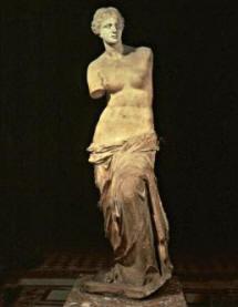 Afrodite (Louvre Parigi)