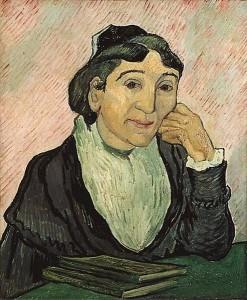 L'arlesiana di van Gogh