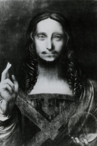 Leonardo: Salvator mundi presentato con varie ridipinture