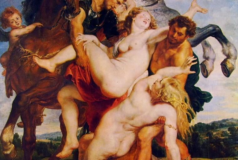 Figure di rilievo nella pittura del Seicento e Settecento
