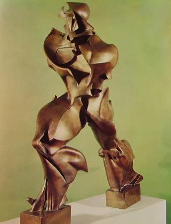 Umberto Boccioni: Forme uniche della continuità nello spazio