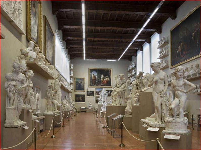 70fd6b6fb106 Galleria dell'Accademia di Firenze (guida, artisti e descrizione ...