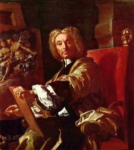 Francesco Solimena: Autoritratto