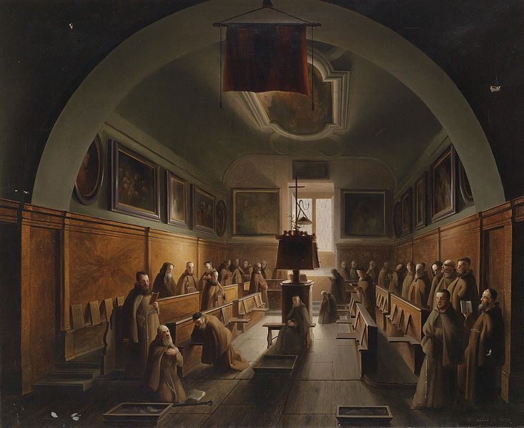 Monaci della Certosa
