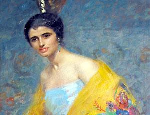Ritratto di Luciana Frassati