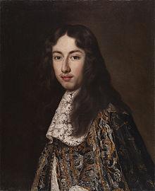 Ritratto di Livio Odescalchi da Jacob Ferdinand Voet