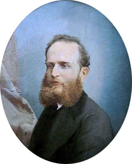 Giuseppe Augiari - ritratto d'uomo