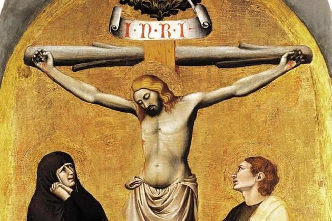 Jacopo Avanzi: crocifissione
