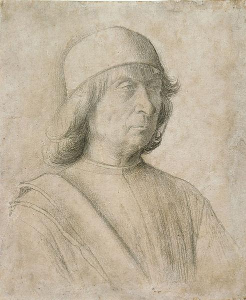 Gentile Bellini: Autoritratto